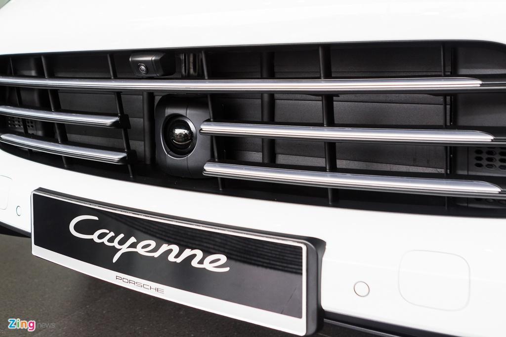 Porsche Cayenne S 2018 ban do phu kien gia hon 7 ty tai Viet Nam hinh anh 5