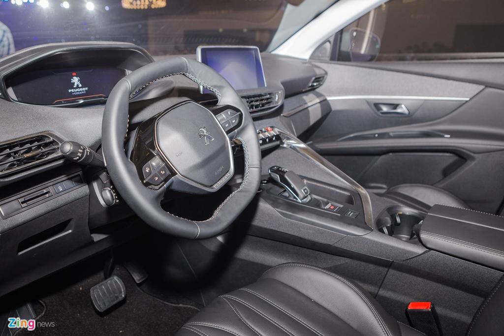 Peugeot 3008 moi canh tranh Mazda CX-5 tai Viet Nam hinh anh 8