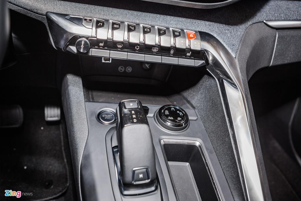 Peugeot 3008 moi canh tranh Mazda CX-5 tai Viet Nam hinh anh 11