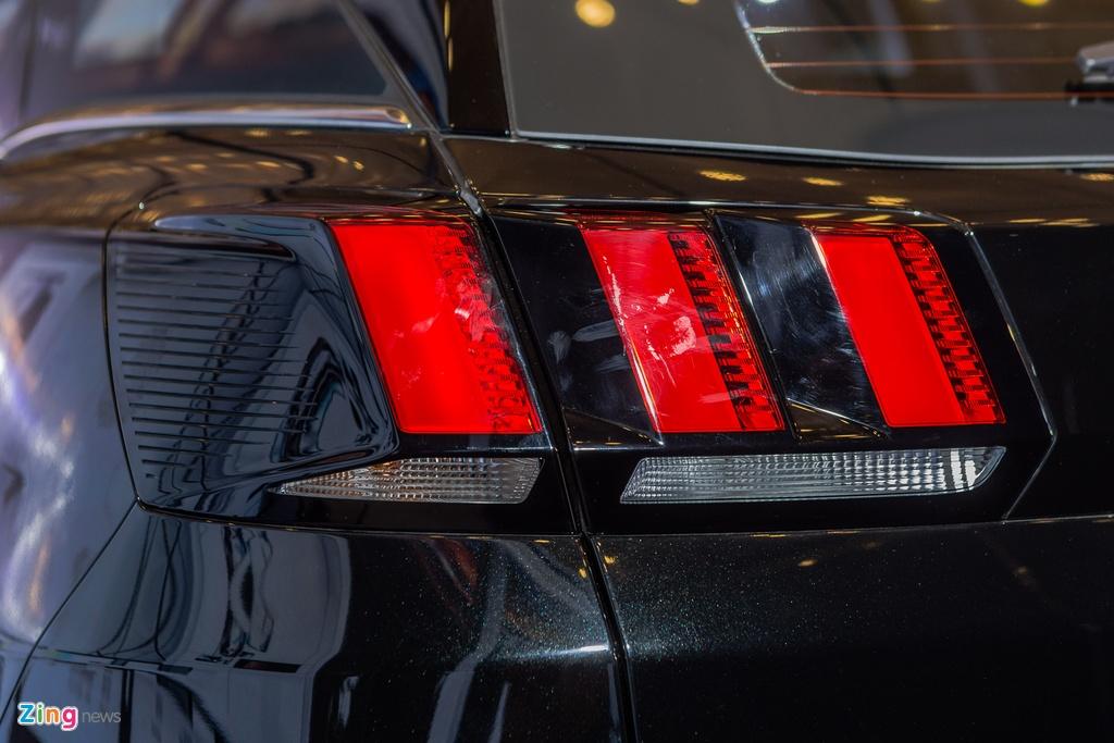 Peugeot 3008 moi canh tranh Mazda CX-5 tai Viet Nam hinh anh 6