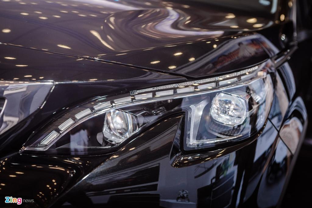 Peugeot 3008 moi canh tranh Mazda CX-5 tai Viet Nam hinh anh 4