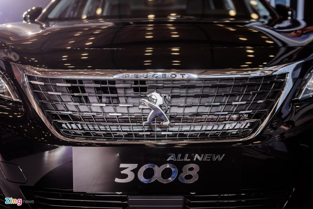 Peugeot 3008 moi canh tranh Mazda CX-5 tai Viet Nam hinh anh 3
