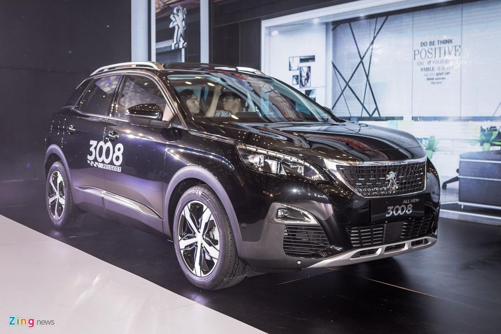 Peugeot 3008 moi canh tranh Mazda CX-5 tai Viet Nam hinh anh 1