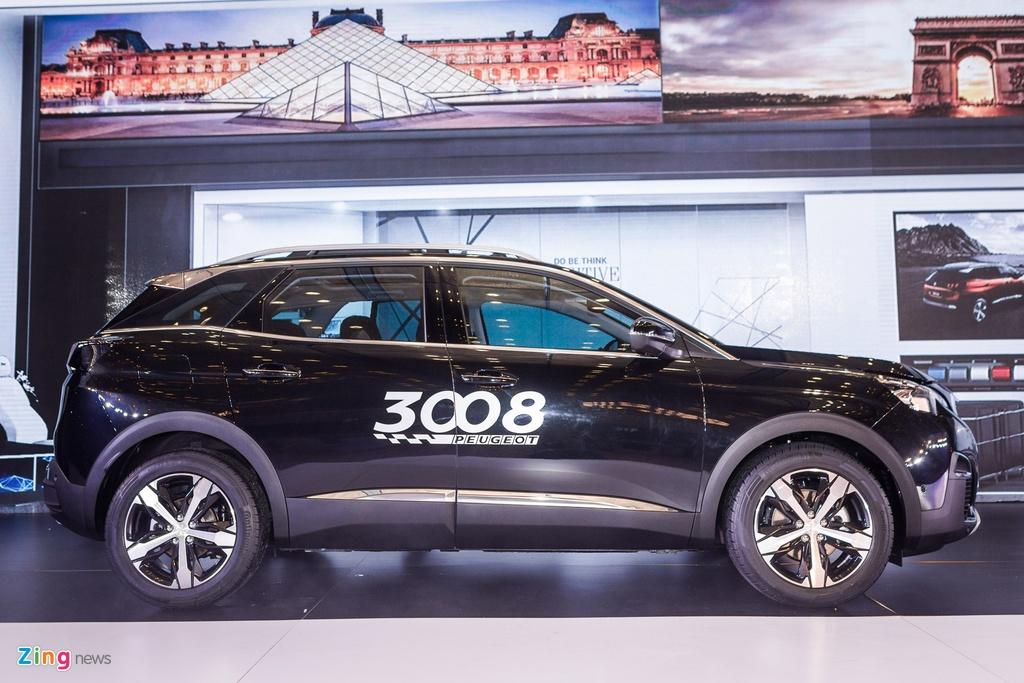 Peugeot 3008 moi canh tranh Mazda CX-5 tai Viet Nam hinh anh 2