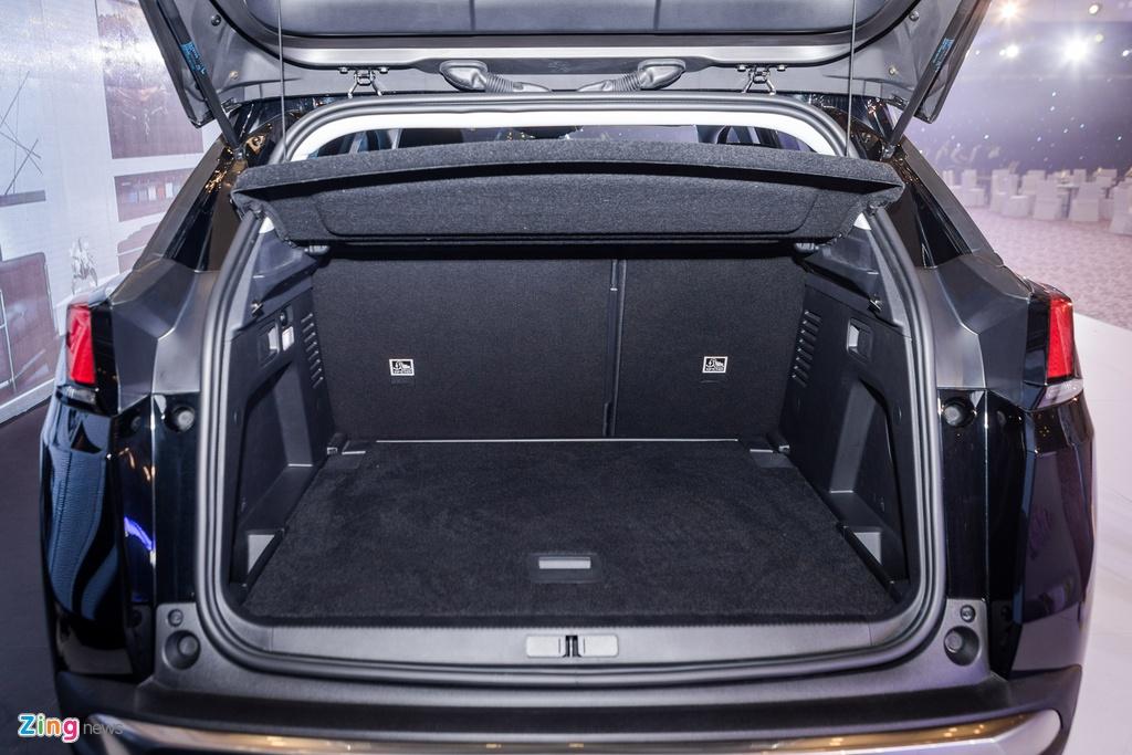 Peugeot 3008 moi canh tranh Mazda CX-5 tai Viet Nam hinh anh 14