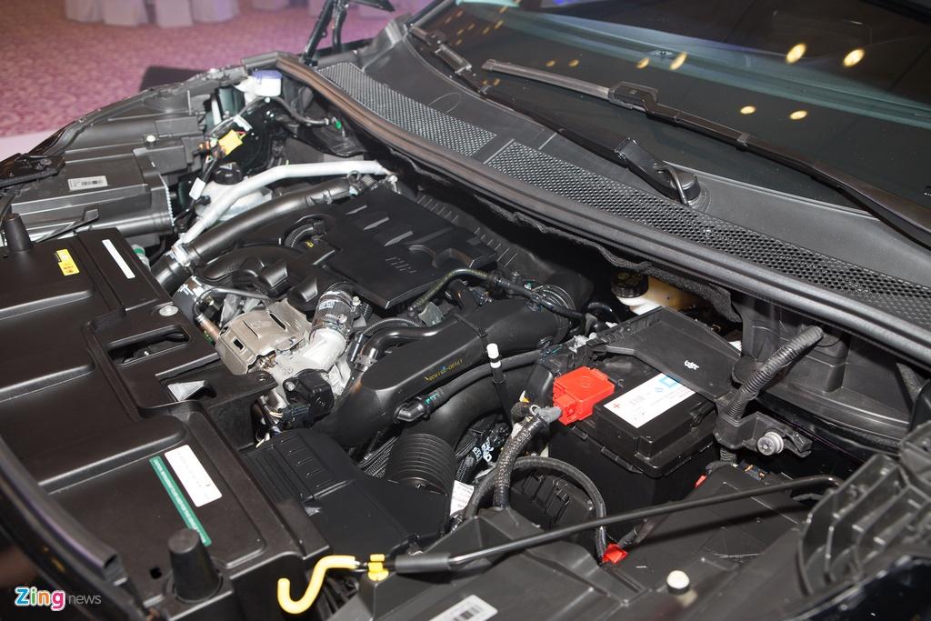Peugeot 3008 moi canh tranh Mazda CX-5 tai Viet Nam hinh anh 15