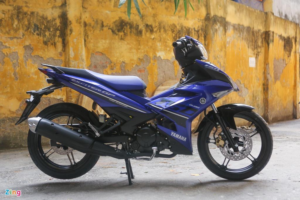 Yamaha Exciter mau cam anh 9