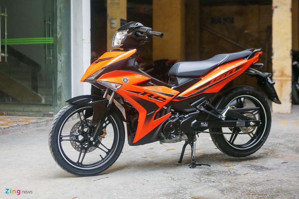 Yamaha Exciter mau cam anh 1