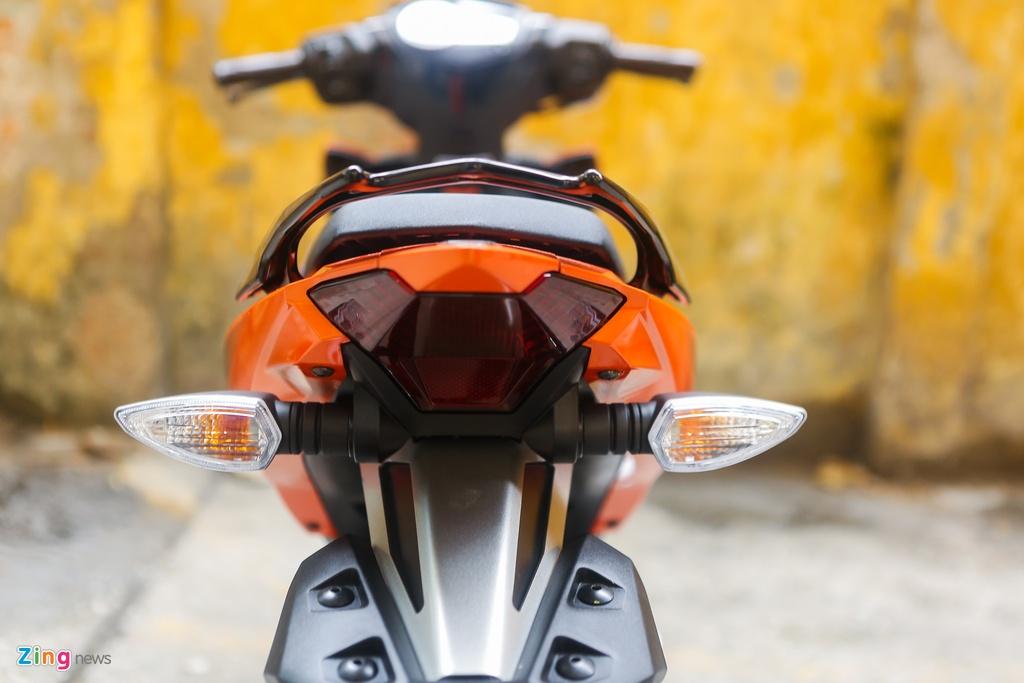 Yamaha Exciter mau cam anh 7