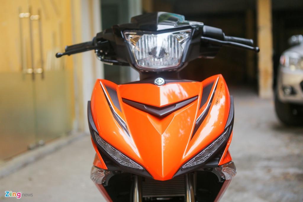 Yamaha Exciter mau cam anh 3