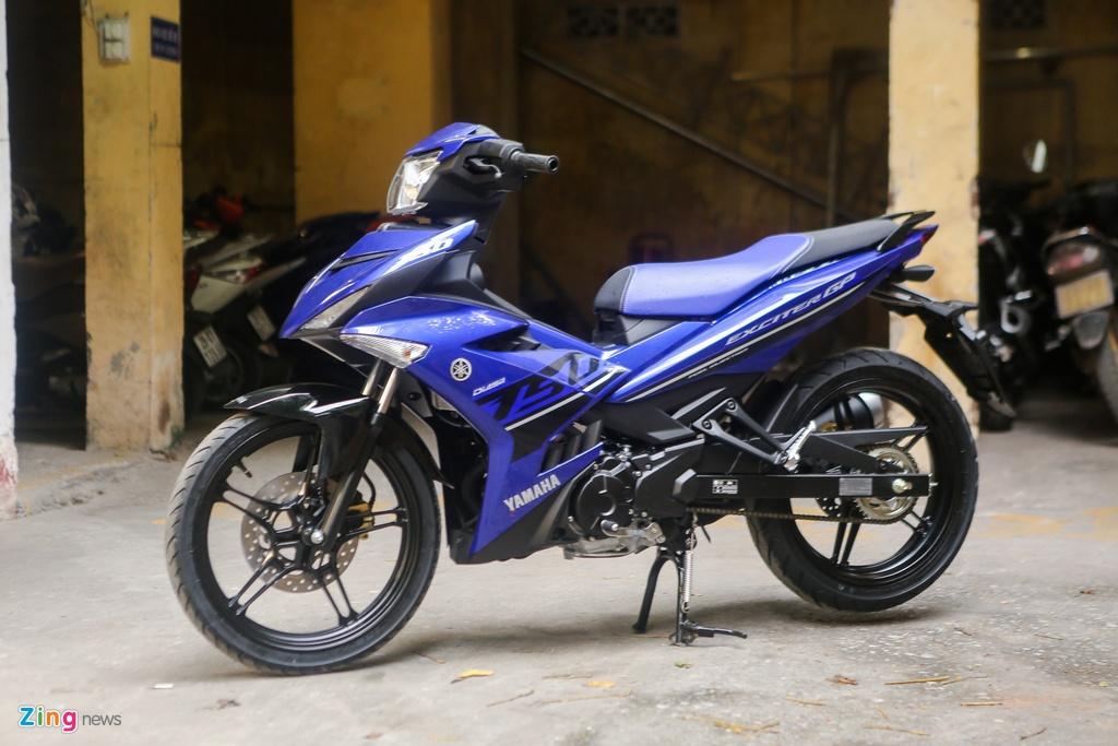 Yamaha Exciter mau cam anh 8