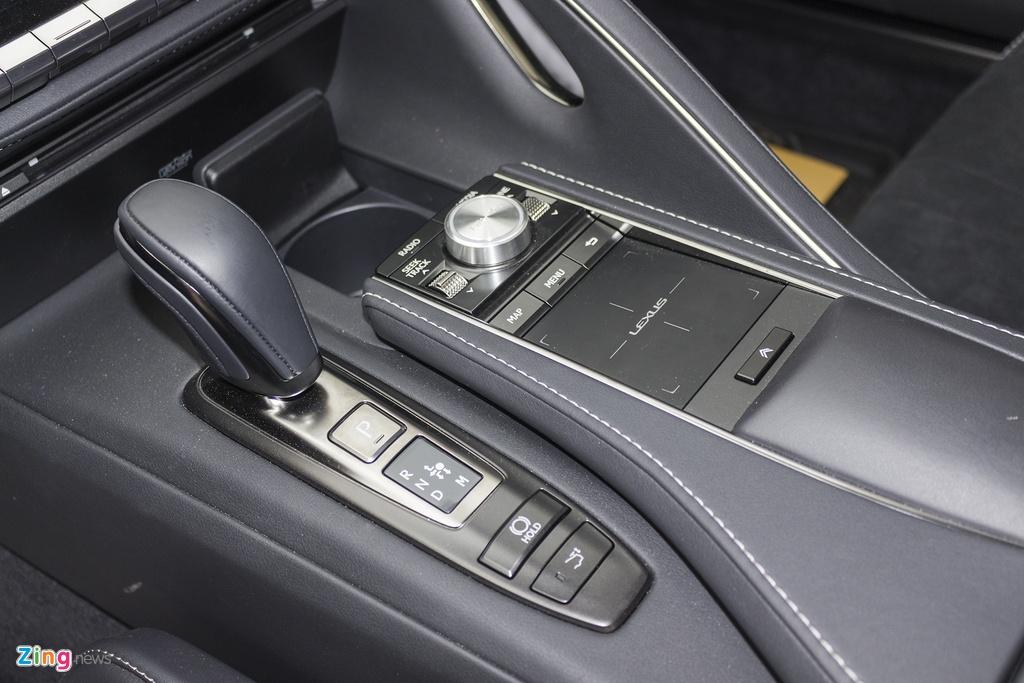 Lexus LC 500 2018 tai Viet Nam anh 10
