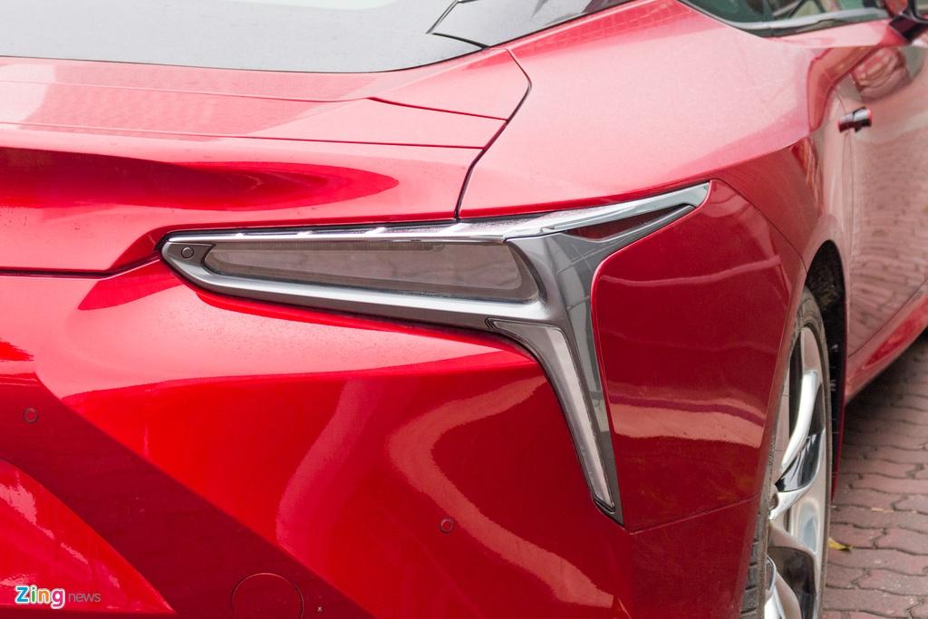Lexus LC 500 2018 tai Viet Nam anh 5