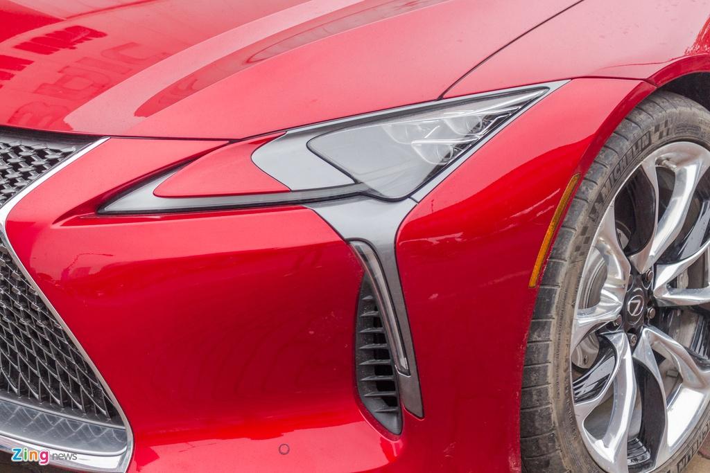 Lexus LC 500 2018 tai Viet Nam anh 4