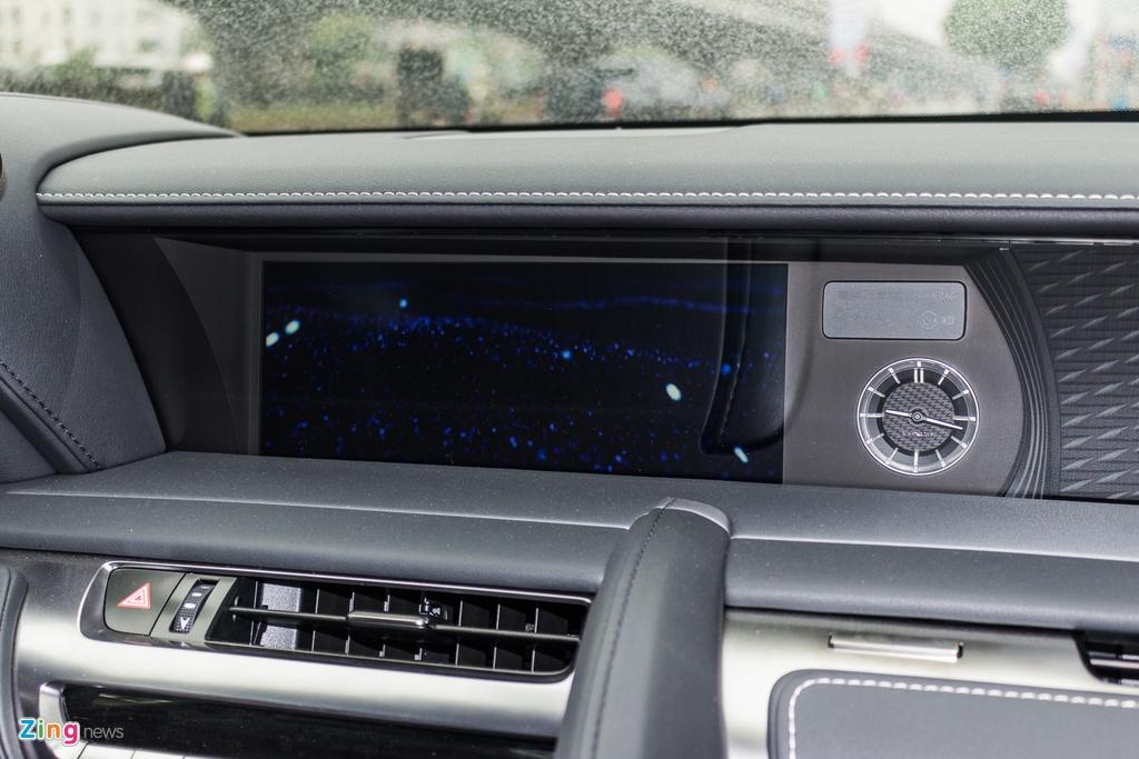 Lexus LC 500 2018 tai Viet Nam anh 8