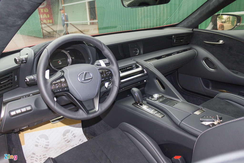 Lexus LC 500 2018 tai Viet Nam anh 6