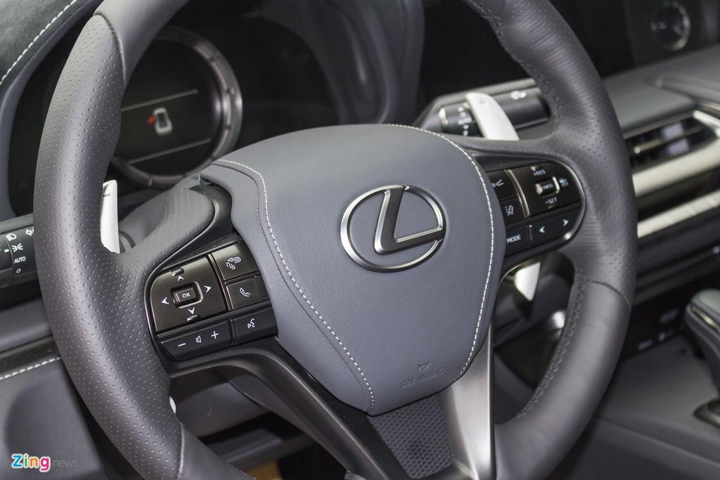 Lexus LC 500 2018 tai Viet Nam anh 7
