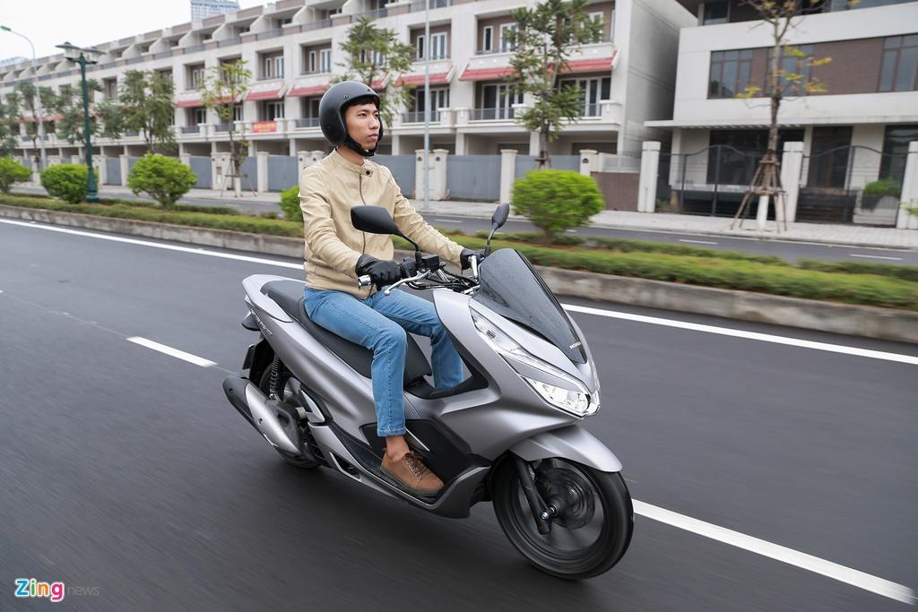 danh gia Honda PCX 150 2018 anh 4