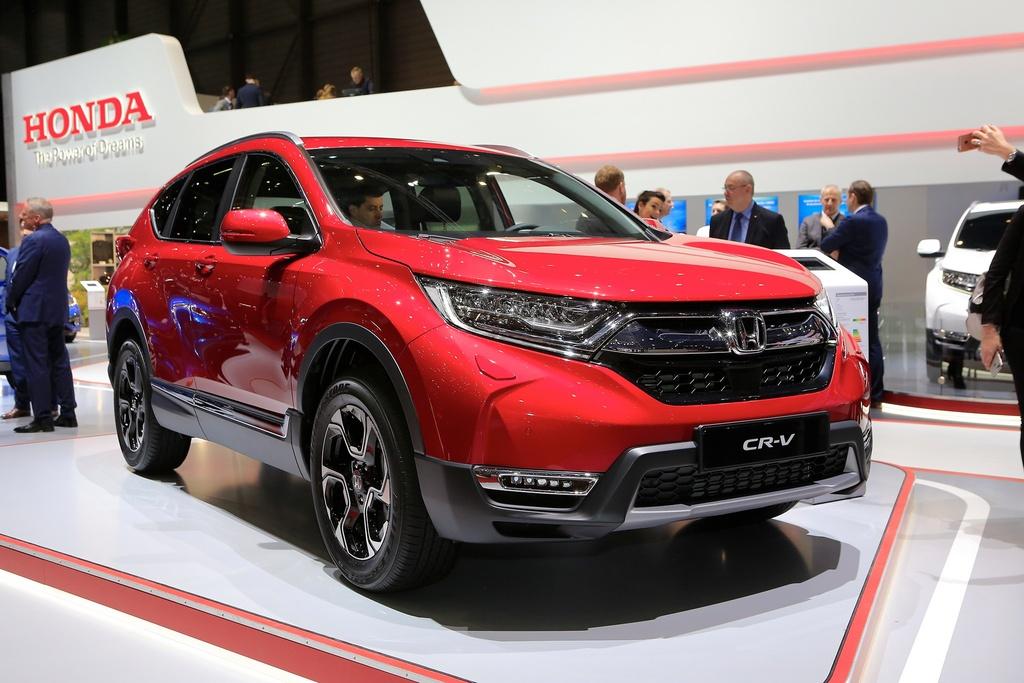 Honda CR-V 2018 hybrid anh 1