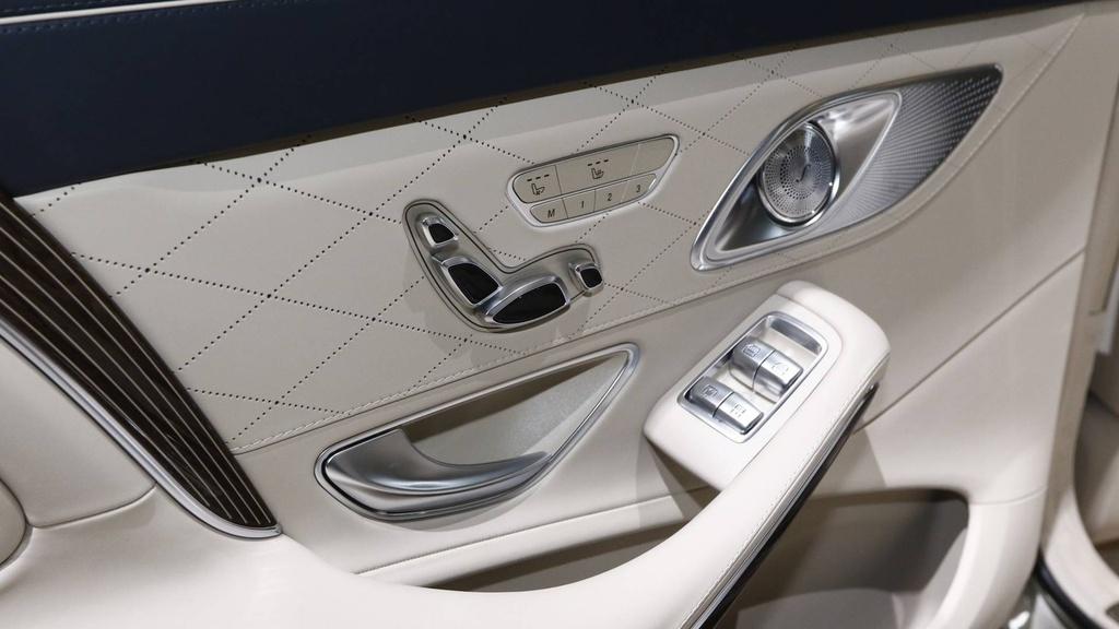 Mercedes-Benz S-Class Maybach 2019 noi bat tai trien lam Geneva hinh anh 8