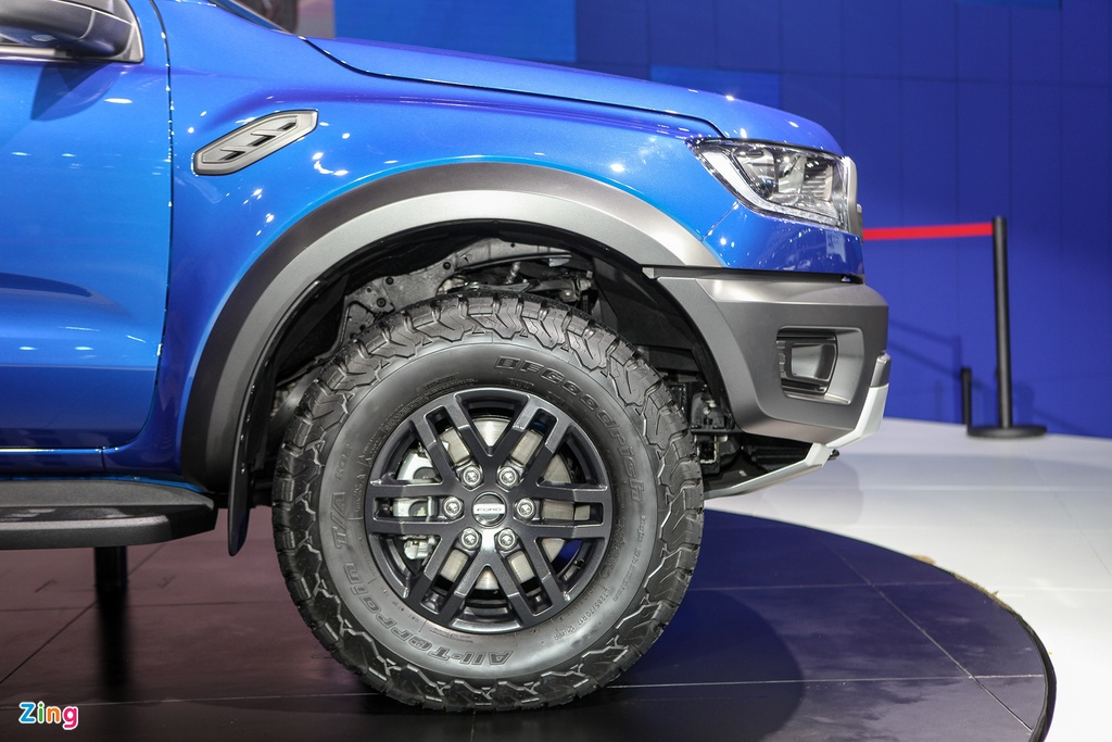 Can canh 'sieu ban tai' Ford Ranger Raptor 2018 hinh anh 8