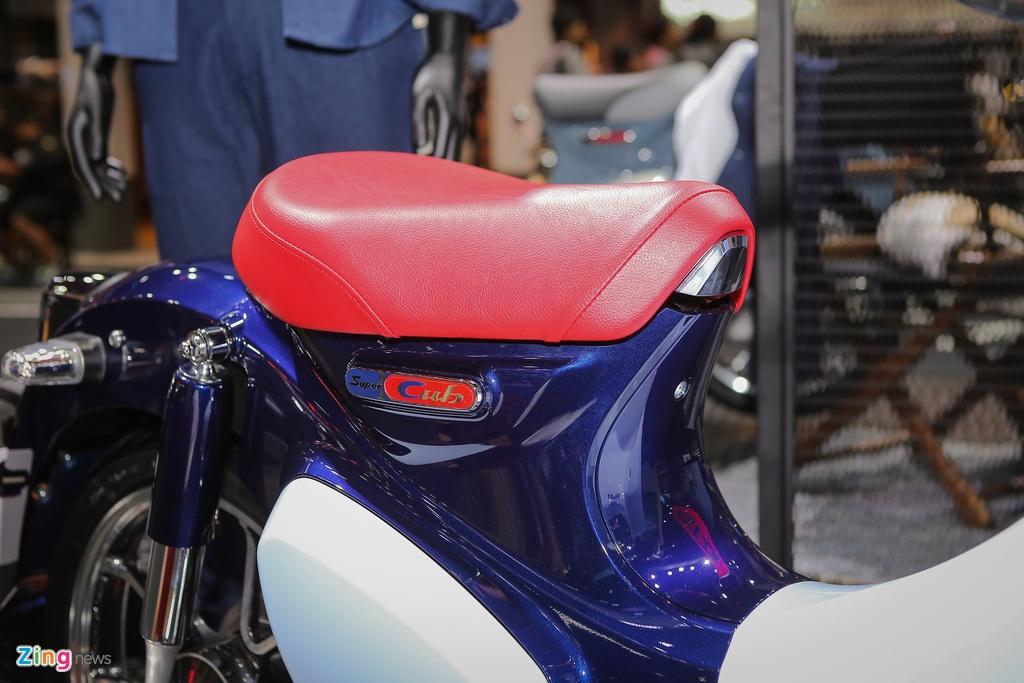 Chi tiet Honda C125 - bien the Super Cub hien dai hinh anh 5