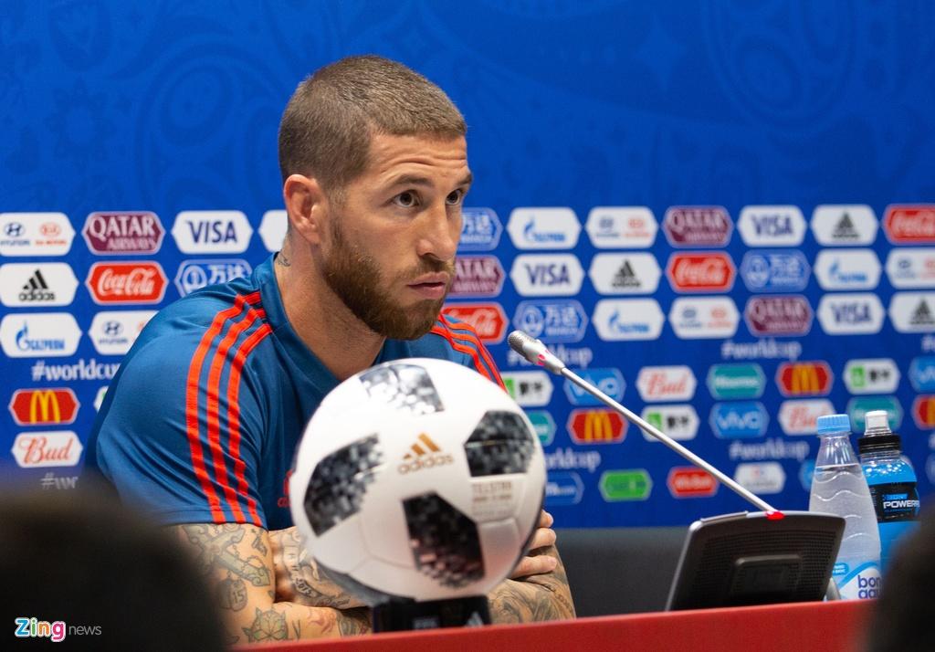 Sergio Ramos: 'Toi roi day, o day nhu dam ma' hinh anh 2