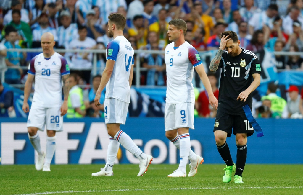Messi, Argentina va cay thanh gia Maradona hinh anh 3