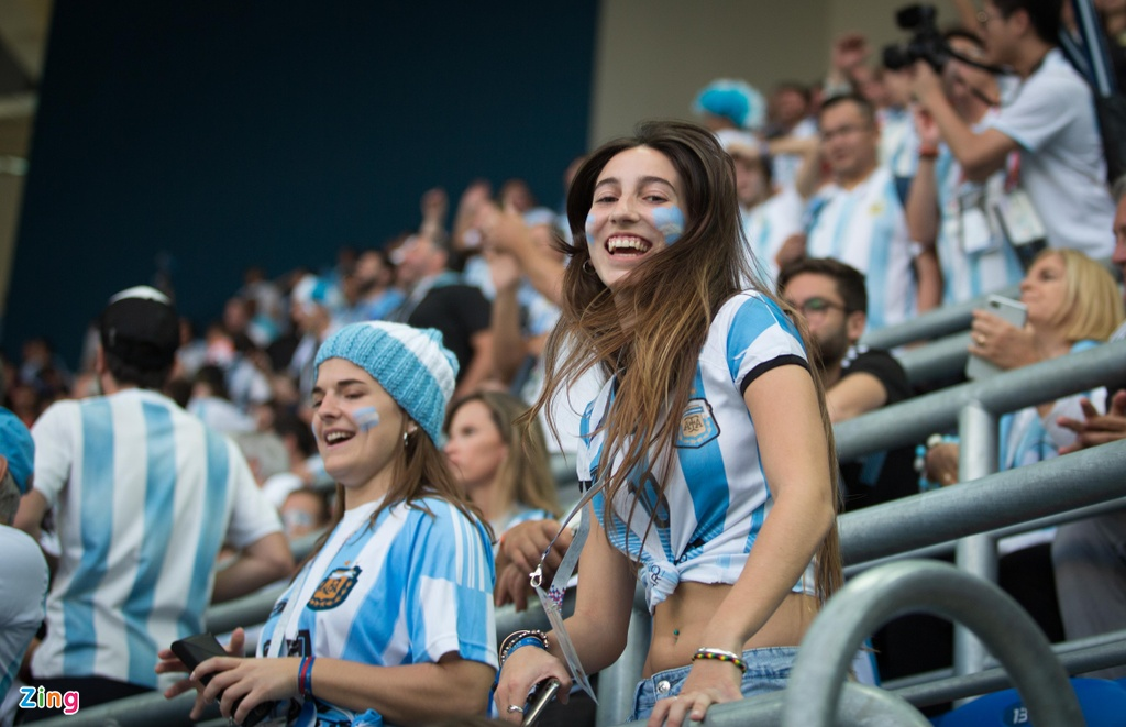 Argentina Nigeria World Cup anh 4