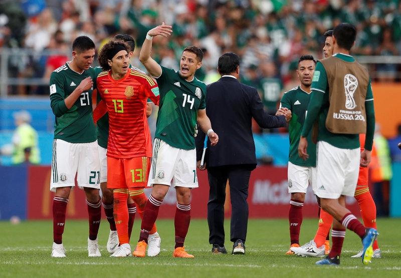 Mexico - Brazil: Lieu co vuot duoc qua so hai? hinh anh 3