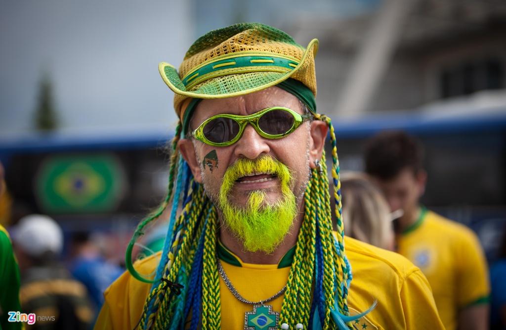 'Cac doi manh da ve nuoc, Brazil se de vo dich hon' hinh anh 10