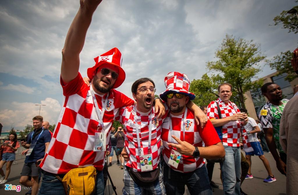 Phap dau Croatia anh 1