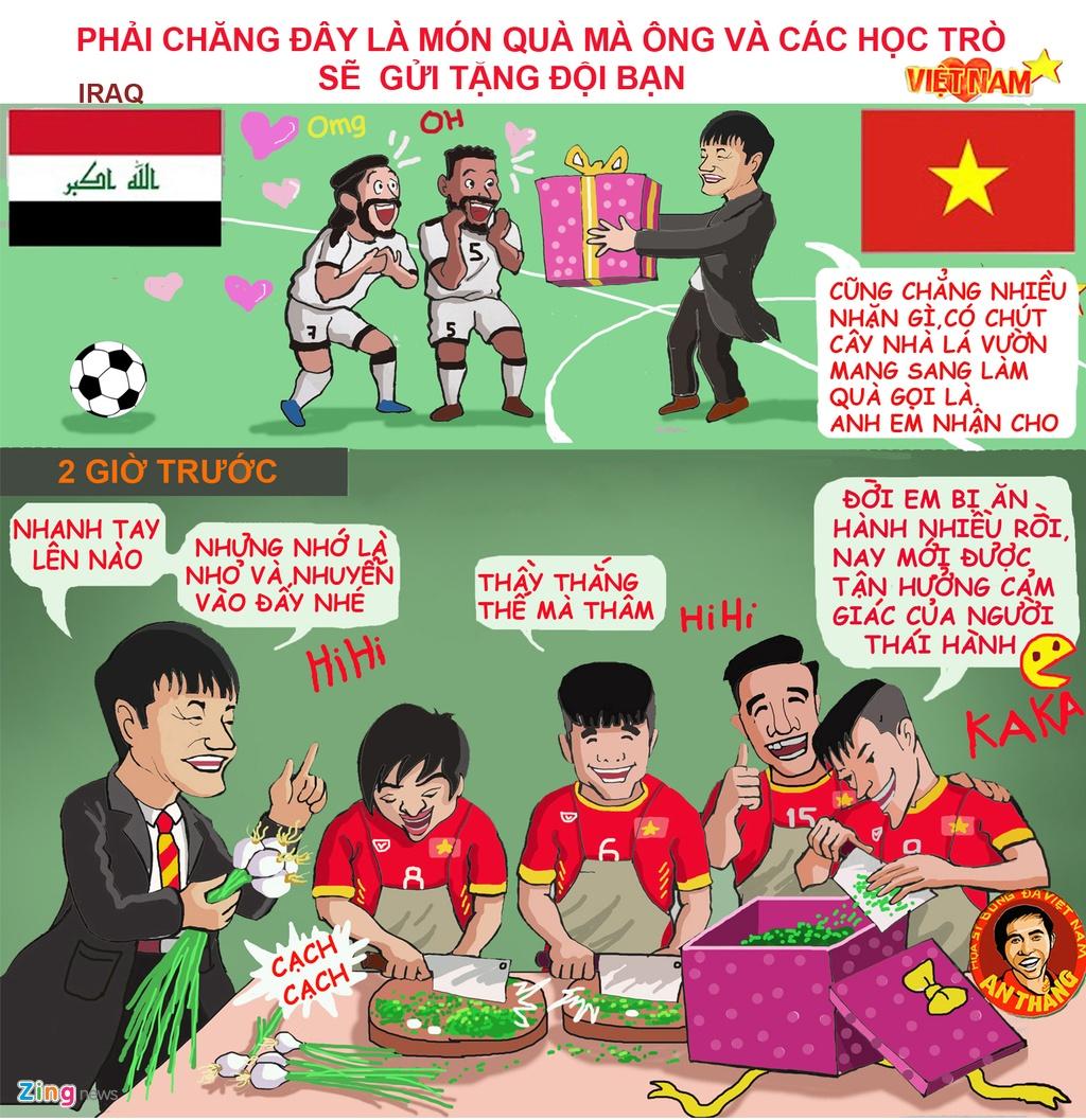 Hi hoa: Xuan Truong nham mat don co cho dong doi hinh anh 12