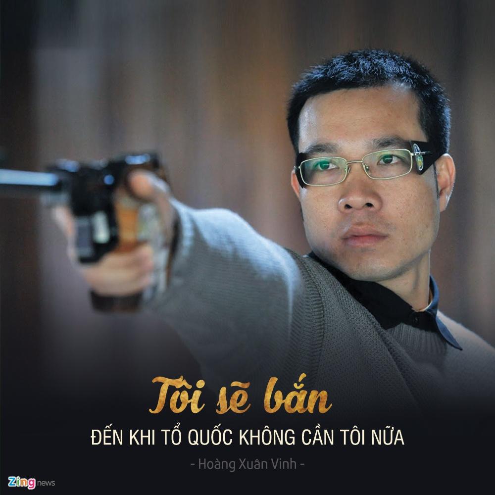 Hoang Xuan Vinh gianh huy chuong vang Olympic anh 3
