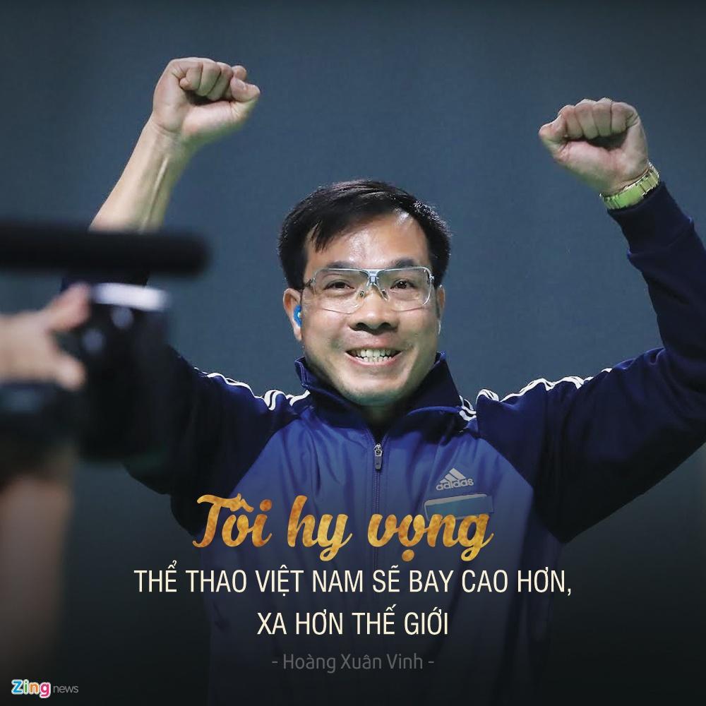 Hoang Xuan Vinh gianh huy chuong vang Olympic anh 4