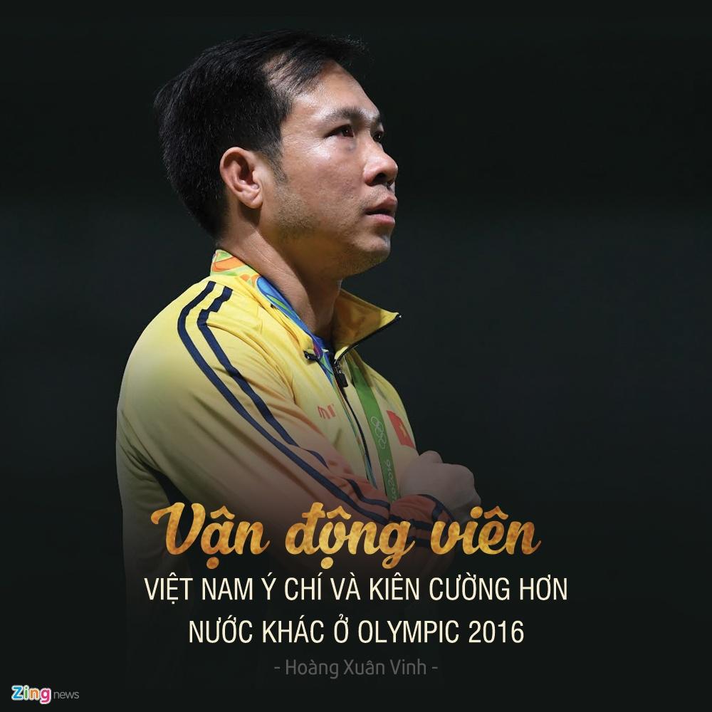 Hoang Xuan Vinh gianh huy chuong vang Olympic anh 5