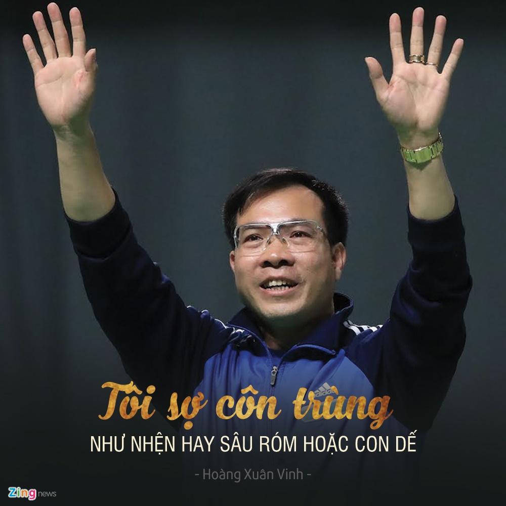 Hoang Xuan Vinh gianh huy chuong vang Olympic anh 7
