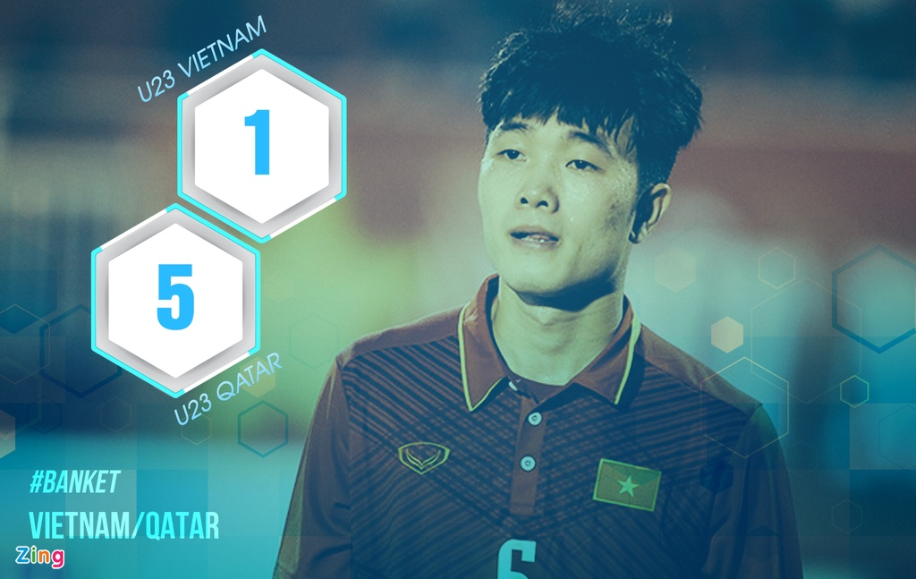 8 con so cho thay U23 Qatar khong qua vuot troi U23 Viet Nam hinh anh 6