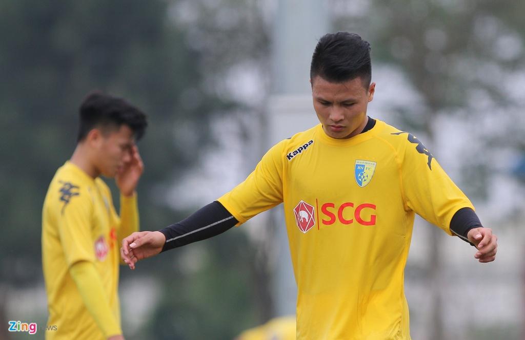 Nong cot doi U23 thua tan binh V.League 0-3 o tran giao huu hinh anh 13