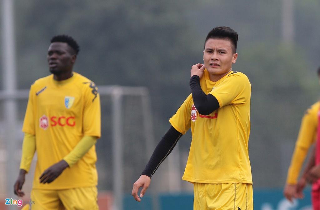 Nong cot doi U23 thua tan binh V.League 0-3 o tran giao huu hinh anh 1