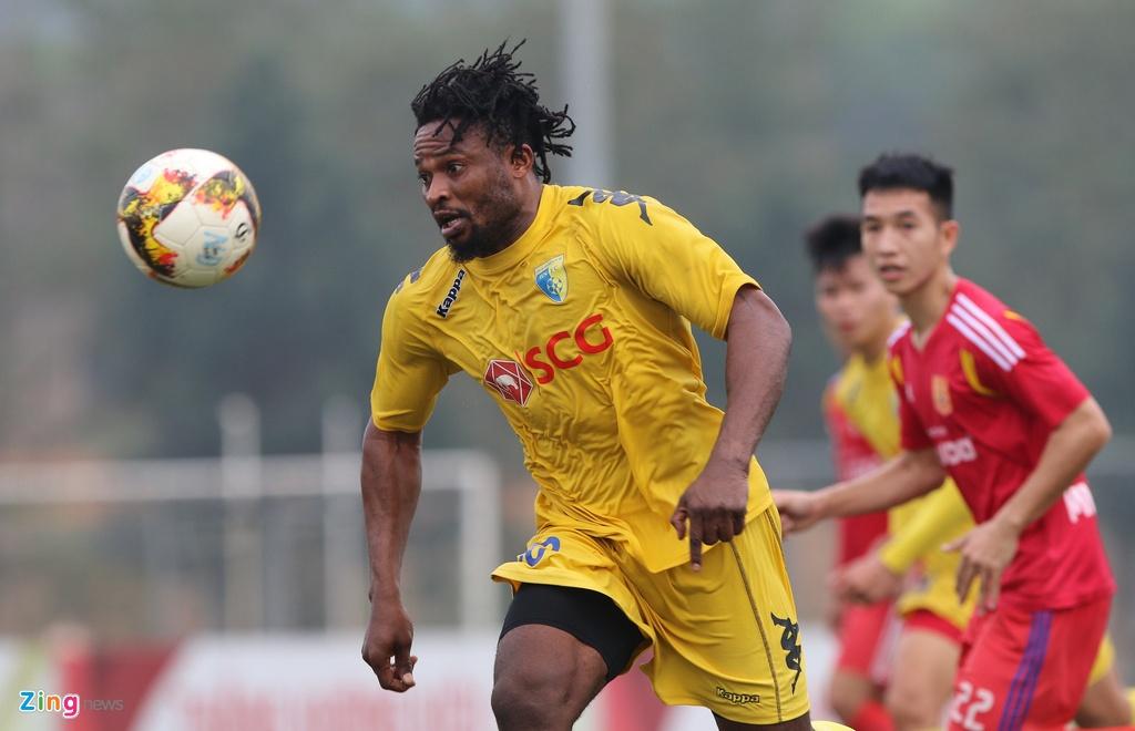 Nong cot doi U23 thua tan binh V.League 0-3 o tran giao huu hinh anh 3