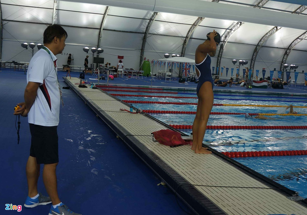 Mot ngay cua Anh Vien o Olympic Rio 2016 hinh anh 16
