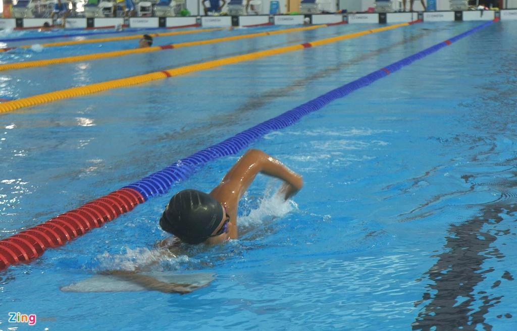 Mot ngay cua Anh Vien o Olympic Rio 2016 hinh anh 17