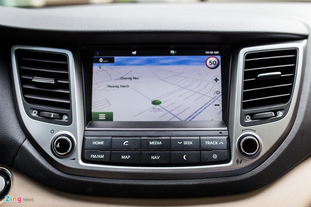 800-900 trieu dong, nen mua Honda HR-V hay Hyundai Tucson? hinh anh 8