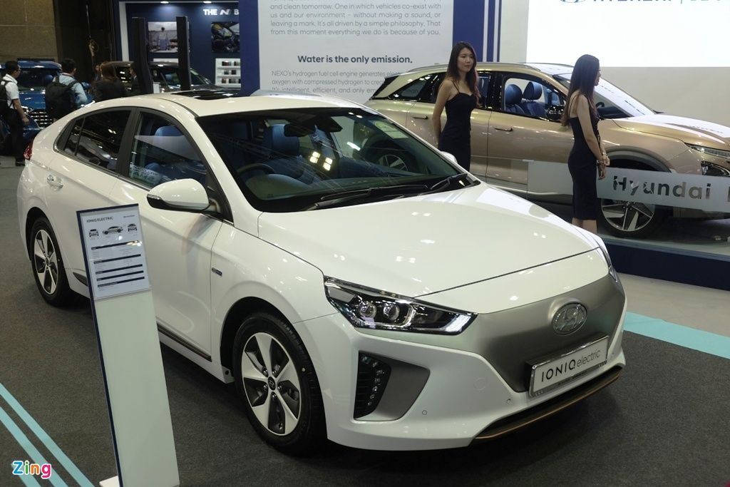 Singapore Motorshow 2019 - su troi day cua xe dien hinh anh 16