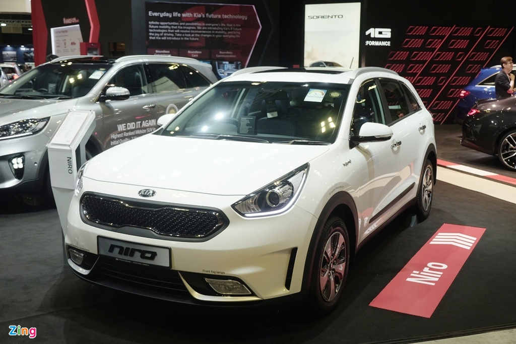 Singapore Motorshow 2019 - su troi day cua xe dien hinh anh 18