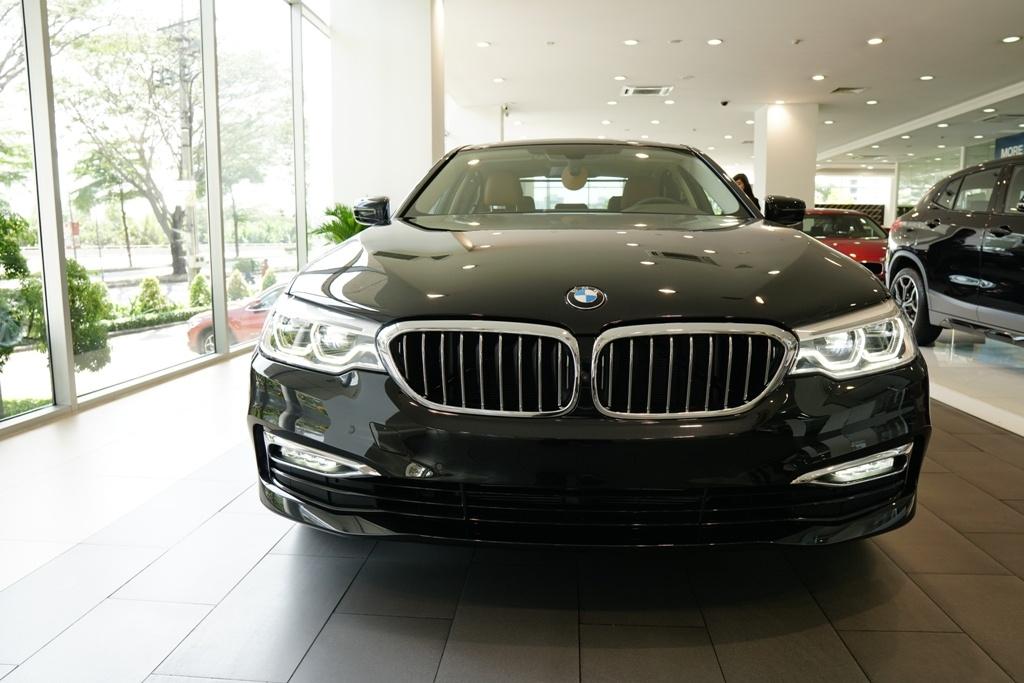 BMW 5-Series the he 7 ra mat tai VN, gia tu 2,4 ty hinh anh 9