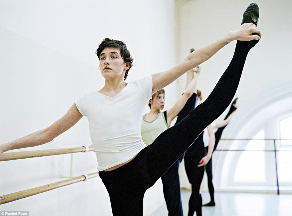 Truong day mua ballet noi tieng o Nga hinh anh 1