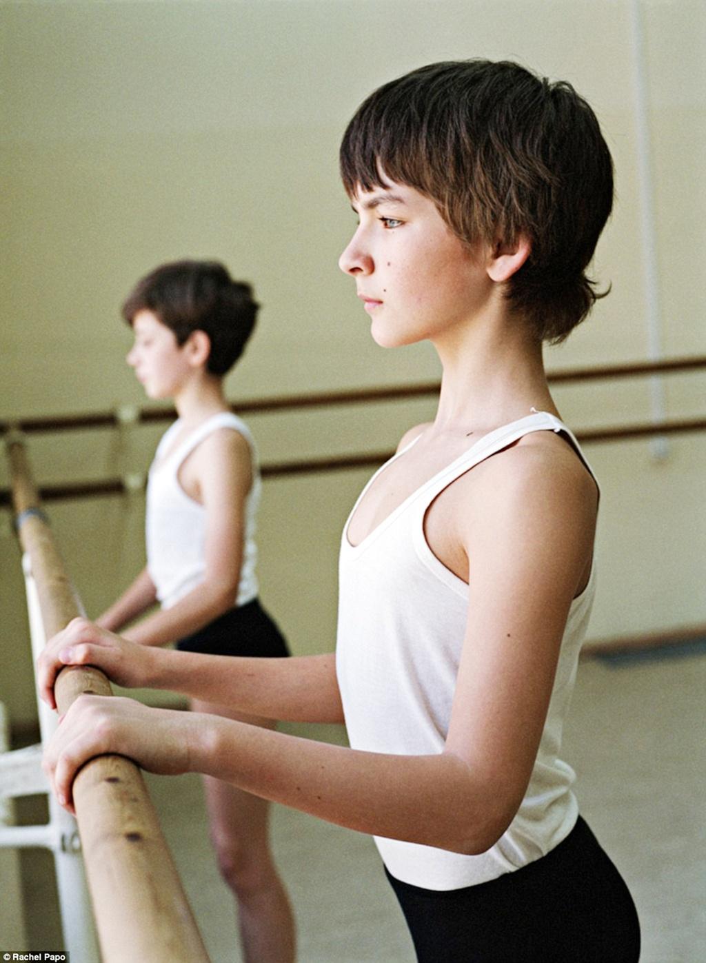 Truong day mua ballet noi tieng o Nga hinh anh 6