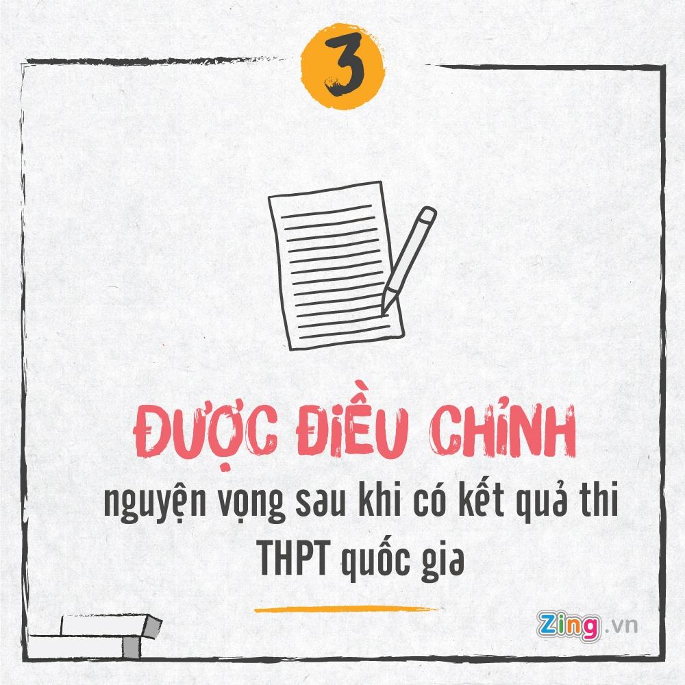 Tuyen sinh 2017: Bo diem san va nhung diem moi hinh anh 3